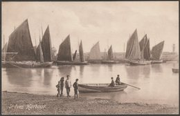St Ives Harbour, Cornwall, 1911 - Frith's Postcard - St.Ives