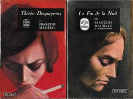 """""""Thérèse Desqueyroux""""-François MAURIAC- Livre De Poche 1964--BE/TBE - Bücher, Zeitschriften, Comics"""