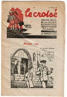 17/03/1940 - Le Croisé - JIJE Joseph Gillain : Freddy Aux Indes / WW2 Sous-Lieutenant Xavier Henrard - 16 Pp. - 3 Scans - Altre Riviste