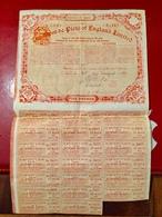 THE    MONT-DE-PIÉTÉ  OF   ENGLAND  LIMITED  --------Obligation  De  5 £ - Actions & Titres