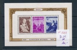 Belgien  Block 21  **    (ze9783  ) Siehe Scan - Blocks & Kleinbögen 1924-1960