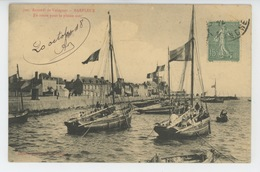BARFLEUR - En Route Pour La Pleine Mer - Barfleur