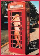 PIN UPS - PINUP'S - PIN UP - MARE -  COSTUMI - Femme - Nude Girl - Woman - Frau - Erotic - Erotik - Hello From London - Pin-Ups