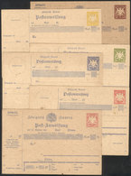 GERMANY: 6 Old Postal Stationeries Of Bayern, VF Quality! - Germania