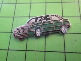 1418c Pin's Pins / Belle Qualité Et TB état !!!! : THEME AUTOMOBILES / SEAT TOLEDO VERT SAPIN - Fiat