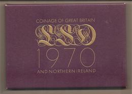 Regno Unito - Proof Set 1970 - Gran Bretagna