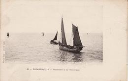 Dunkerque Islandais à La Remorque CPA A2 - Dunkerque