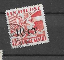 1934 USED Curaçao Gestempeld. Airmail - Curacao, Netherlands Antilles, Aruba