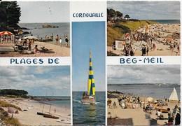 Beg Mail - Plages En Cornouaille - Beg Meil