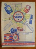 Protège Cahier PILE WONDER - Blotters