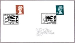 THE TRAVELLING POST OFFICE - LETTERS BY NIGHT - Correo Nocturno. Carlisle 2004 - Correo Postal