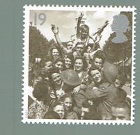 GREAT BRITAIN UL 2005 ANNIVERSARY END II WORLD WAR - 1952-.... (Elisabetta II)