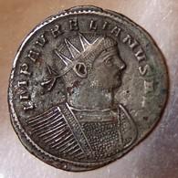 Aurélien Antoninien +272+274 Siscia La Concorde - 5. L'Anarchie Militaire (235 à 284)
