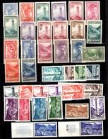 Andorre Belle Collection De Bonnes Valeurs Neufs **/* 1932/1958. B/TB. A Saisir! - Andorre Français