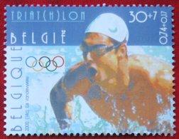 Olympic Games Sport  OBC N° 2911 (Mi 2962) 2000 POSTFRIS MNH ** BELGIE BELGIEN / BELGIUM - Ungebraucht