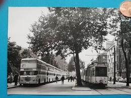 Berlin-Schöneberg, Martin-Luther-Str.,Strassenbahn,DD-Bus,1960 - Schoeneberg