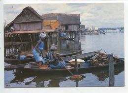 Afrique : République Populaire Du Benin - Village Lacustre De Ganvie - N°8776 - Benin