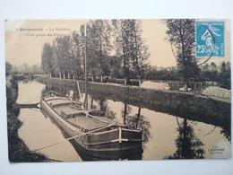 Berlaimont    (peniche )schiffe Arken - Péniches