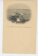 """CANNES - BATEAUX - VOILIERS - Le Port - Yachts """" OSBORNE & GIRALDA """" (carte Précurseur ) - Cannes"""