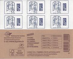 CARNET DATAMATRIX 1216-C1 - EUROPE 20 Grammes 2016 - 6 TIMBRES AUTOADHESIFS - Carnets