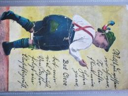 Bad Kleve CLEVE Leporello Mit Noch Eine Foto Im Dir Tasse - Kleve