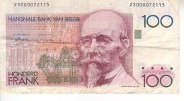 100 Francs N° 68 A Type Sans Signature Au Verso - 100 Francs