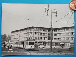 Berlin-Wedding, U-Bhf Kurt-Schumacher-Platz, Strassenbahn, 1960 - Wedding