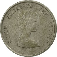 Monnaie, Etats Des Caraibes Orientales, Elizabeth II, 10 Cents, 1986, TTB - East Caribbean States