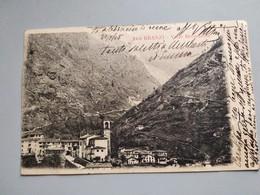 CARTOLINA BRANZI, VALLE BREMBANA - Bergamo
