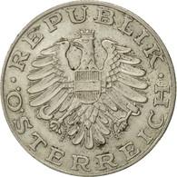 Monnaie, Autriche, 10 Schilling, 1975, TB+, Copper-Nickel Plated Nickel, KM:2918 - Autriche