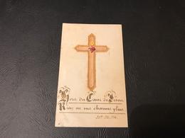 «Loin Du Coeur De Jesus Rien Ne Me Charme Plus» PARAY LE MONIAL Monastere De La Visitation - Images Religieuses