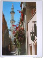 Cpm Greece Grece Crete Kriti Rethymno Rethimno Minaret - Islam