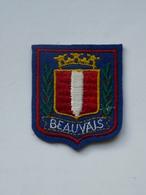 Ecusson à Coudre De Beauvais (60) - Patches