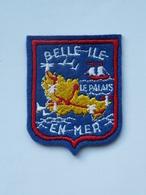 Ecusson à Coudre De Belle-Ile-en-mer (56) - Ecussons Tissu