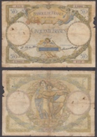 France 50 Francs 1931 (VG) Condition Banknote P-80 - 1871-1952 Gedurende De XXste In Omloop