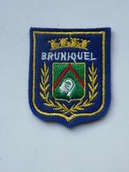 Ecusson à Coudre De Bruniquel (82) - Patches