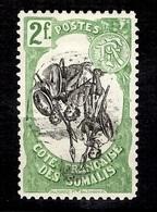 Côte Des Somalis Maury N° 65c Centre Renversé Neuf *. B/TB. A Saisir! - French Somali Coast (1894-1967)