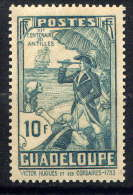 GUADELOUPE - 132** -  VICTOR HUGUES ET SES CORSAIRES - Unused Stamps