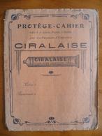 Protège Cahier CIRALAISE  Pâtes A Fourneaux - Unclassified