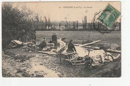 GUIGNEN - LE LAVOIR - 35 - France