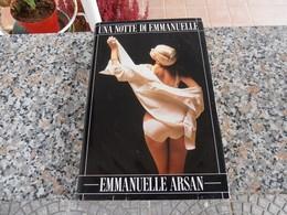 Una Notte Di Emmanuelle - Emmanuelle Arsan - Books, Magazines, Comics