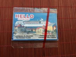 Phonecard Canada Hello New With Blister Rare - Canada