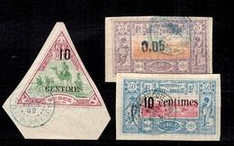 Côte Des Somalis Maury N° 23, N° 29 Et N° 36 Oblitérés. Premiers Choix. A Saisir! - French Somali Coast (1894-1967)