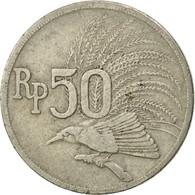 Monnaie, Indonésie, 50 Rupiah, 1971, TB, Copper-nickel, KM:35 - Indonésie