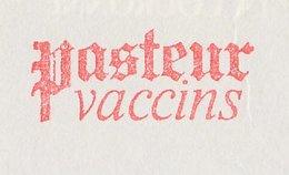 Meter Top Cut France 1992 Louis Pasteur - Vaccins - Health