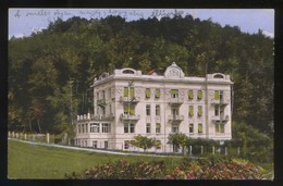 Rogaska Slatina. *Zeleznicarski Dom* Circulada 1929. - Eslovenia