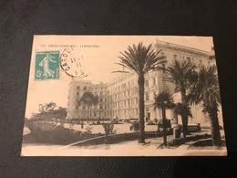 122 - (Hyeres) SAN SALVADOUR Le Grand Hotel - 1911 Timbrée - Hyeres