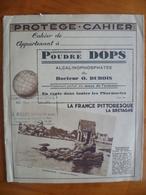 Rare Protège Cahier  Poudre DOPS DOCTEUR O. DUBOIS - Unclassified