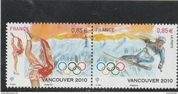 FRANCE 2010 VANCOUVER LA PAIRE NEUF- P4436 - P 4436 - - France