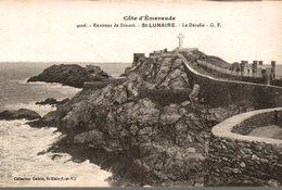 35 ENVIRONS DE DINARD  SAINT-LUNAIRE LE DECOLLE - Saint-Lunaire